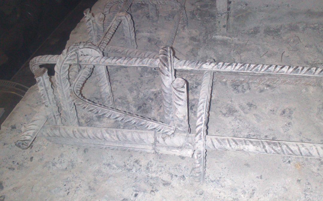 Project Management: Reparación de cimentaciones dañadas