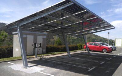 Dirección Facultativa de Montaje de Marquesina Fotovoltaica y dos puntos de recarga de vehículos eléctricos